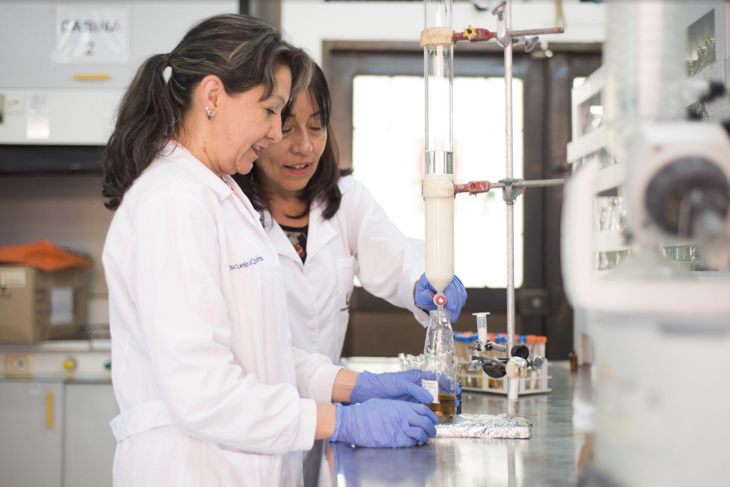 Laboratorio de Calidad de Productos Naturales