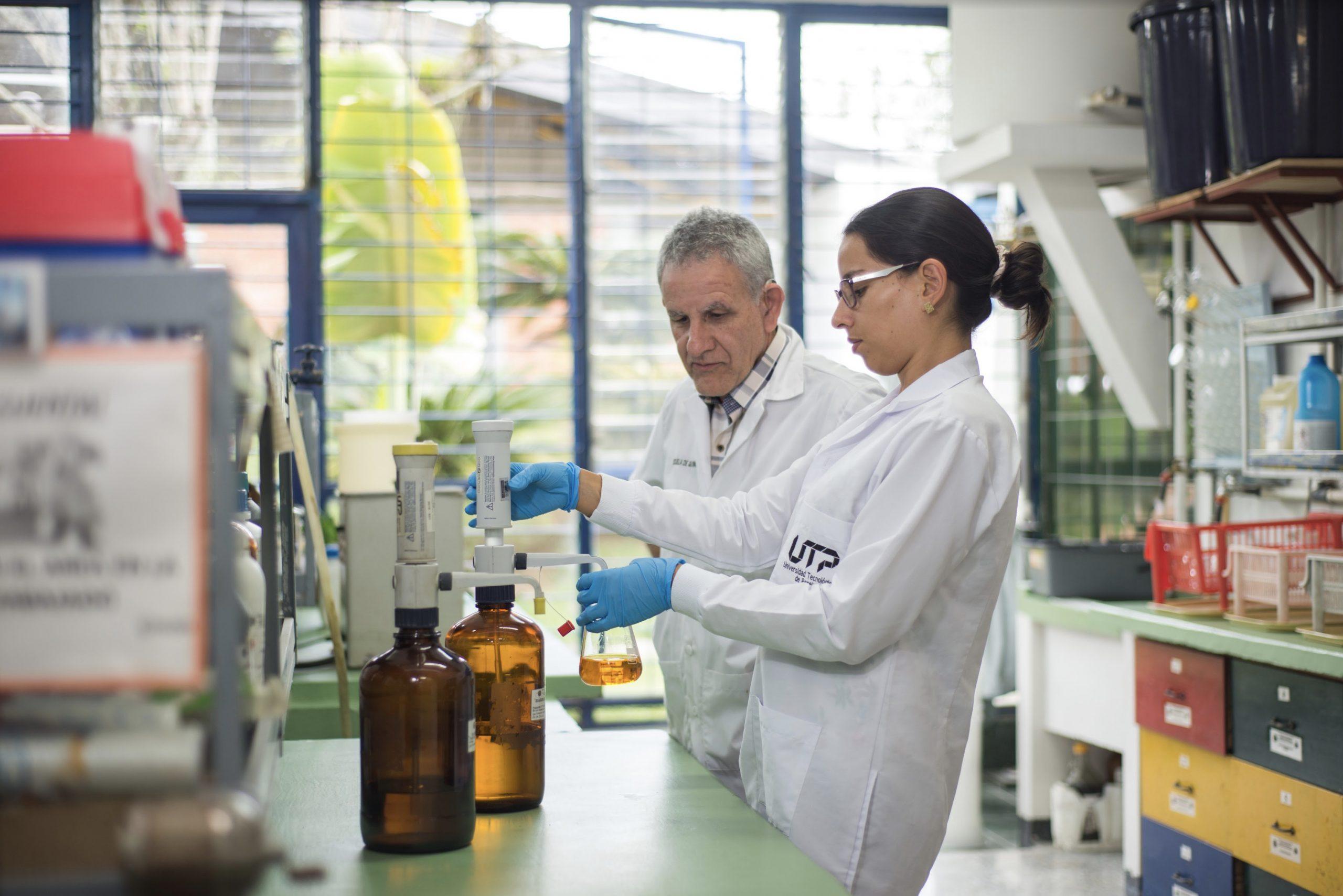 Laboratorio de Análisis Químico de Suelos y foliares